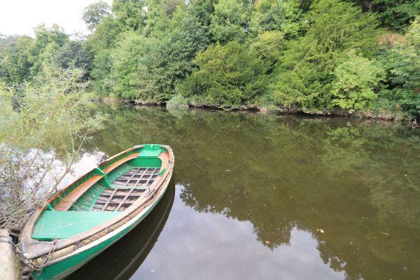 1 Coquet Lodge, Warkworth, Hermitage boats