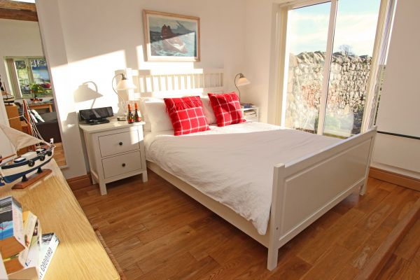 2 Bamburgh Gate, Bamburgh, double bedroom