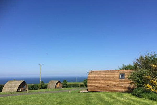 Northumberland Glamping Stay
