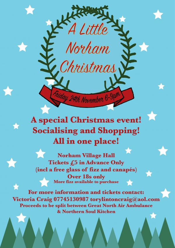 A Little Norham Christmas