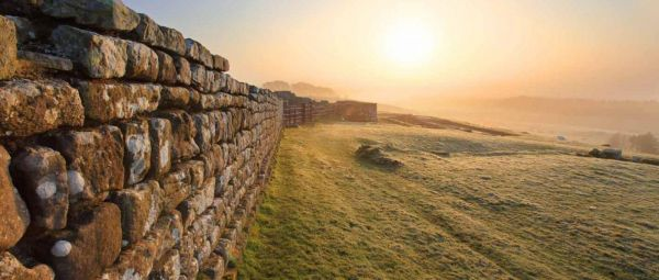 Aesica Fort and Hadrian's Wall Guided Walk