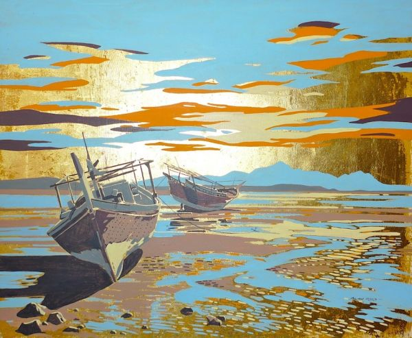 Dhows Gold Leaf