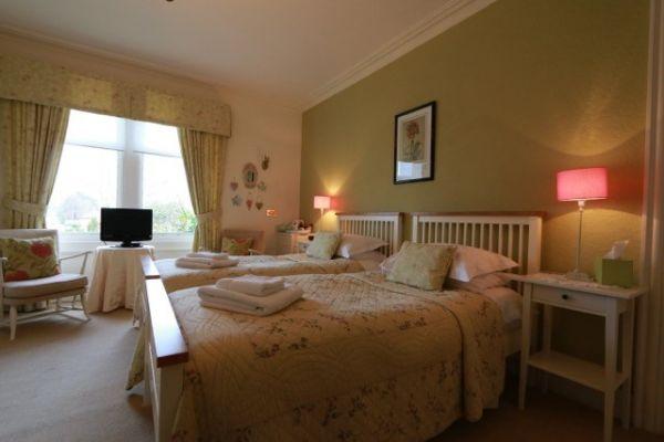 Twin Bedroom - Room  2