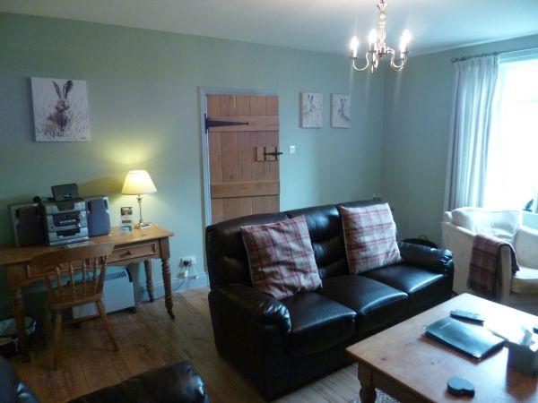 Alndyke Farm Cottage Living Room
