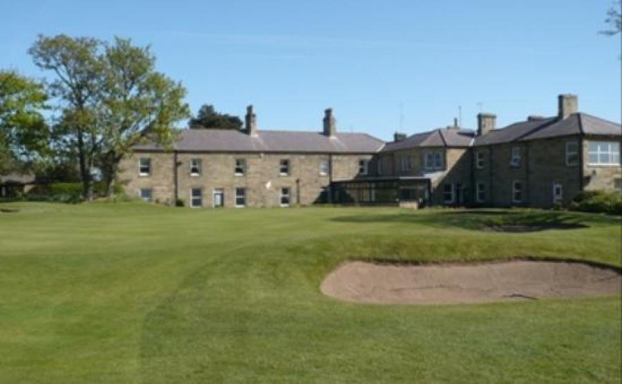 Almnouth Foxton Hall golf club