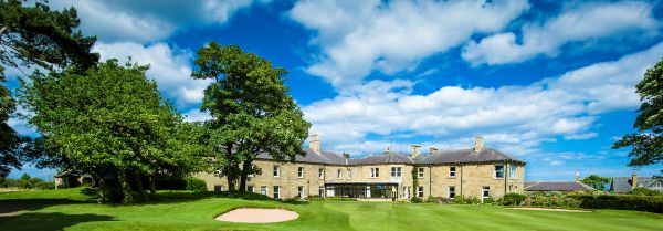 Clubhouse is near Alnwick Youth Hostel