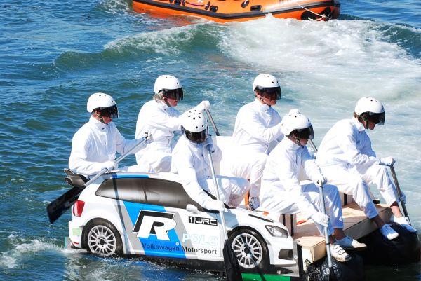 Raft Race Fun