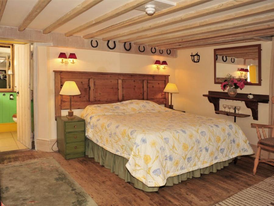 Cart Shed Bedroom