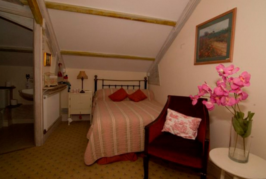 Round House Bedroom