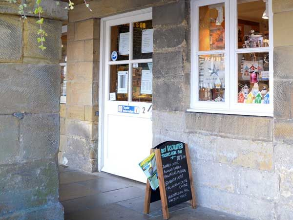 In the heart of Alnwick