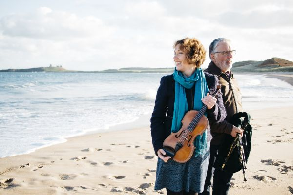 An evening of traditional music with Andy and Margaret Watchorn
