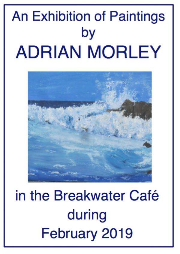 An exhibition of paintings by Adrian Morley
