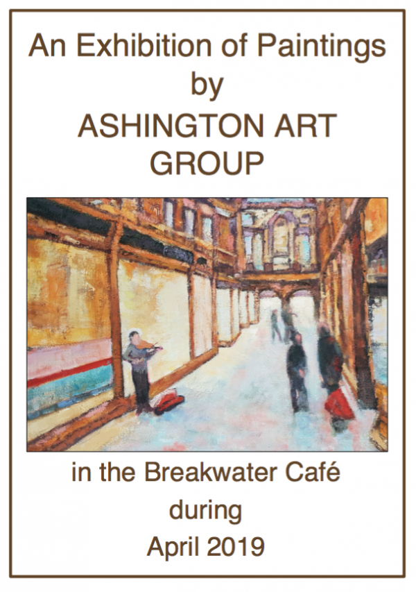 An exhibition of paintings by Ashington Art Group