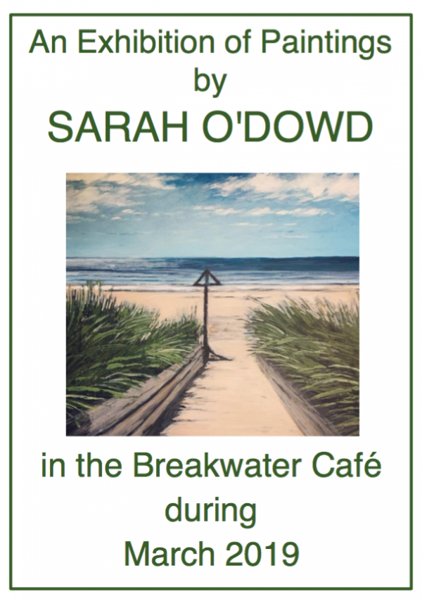 An exhibition of paintings by Sarah O'Dowd