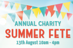 Annual Charity Summer Fete