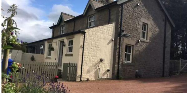 April Cottage exterior