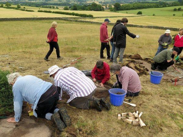 Archaeological Excavation of Iron-Age/Romano-British Settlement