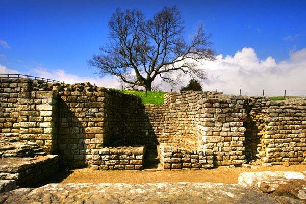 Chesters Roman Fort - Hadrian's Wall