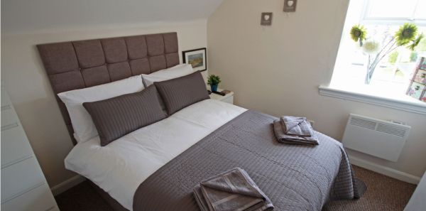 Double bedroom at Archway