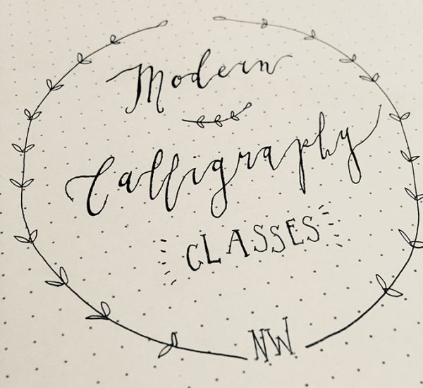 Art Class - Modern Calligraphy for Beginners