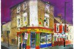 Art Exhibition. Peter Quinn: Watercolours