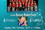Ashington Colliery Band In Concert with Susan Robertson