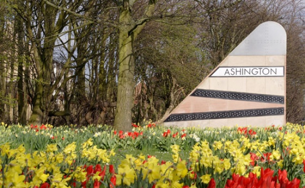 Ashington Market Day is near Carlisle Park and William Turner Garden