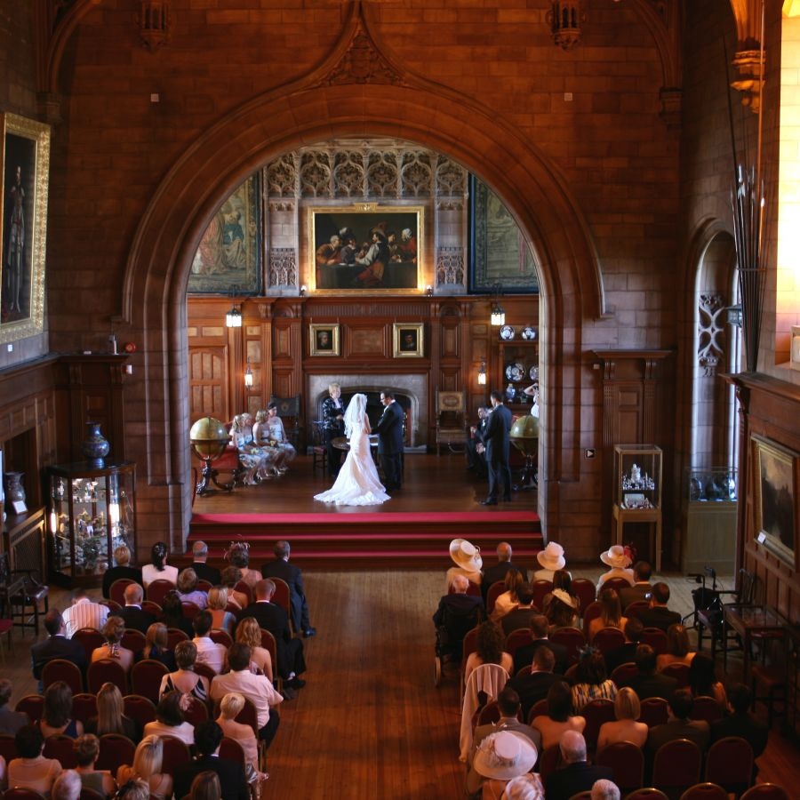 View of The Kings Hall