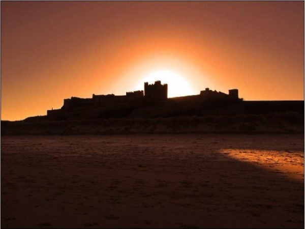 Bamburgh Castle Historic Sites In Bamburgh Visit
