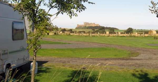 Bamburgh Touring Caravans is near St Aidan's Church