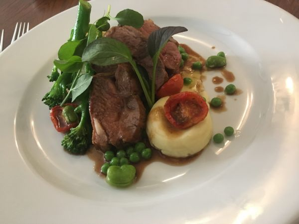 Homemade locally sourced food in the heart of Northumberland is near Red Lion Inn