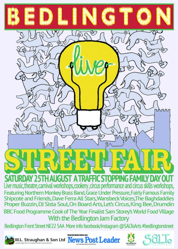 Bedlington Live Street Fair