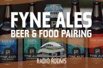 Beer and Food Pairing: Fyne Ales Beer Showcase