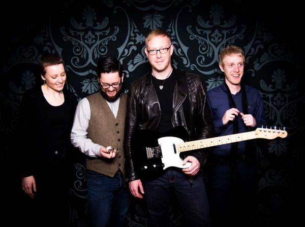 Roger Davies Band