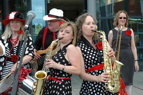 Tenth Avenue Band