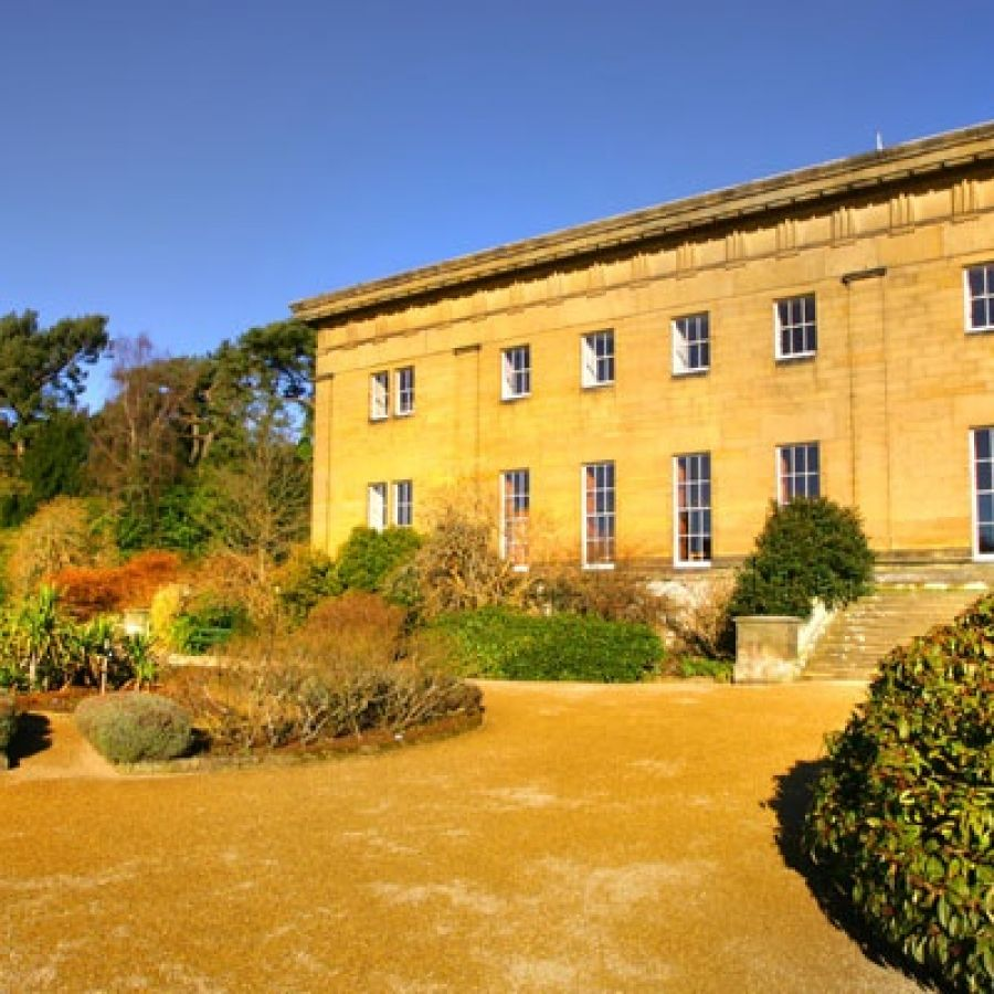 The Gardens at Belsay