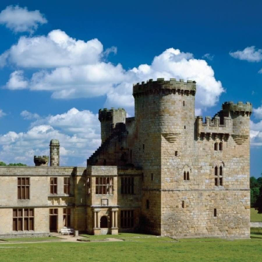 Welcome to Belsay Hall Castle and Gardens