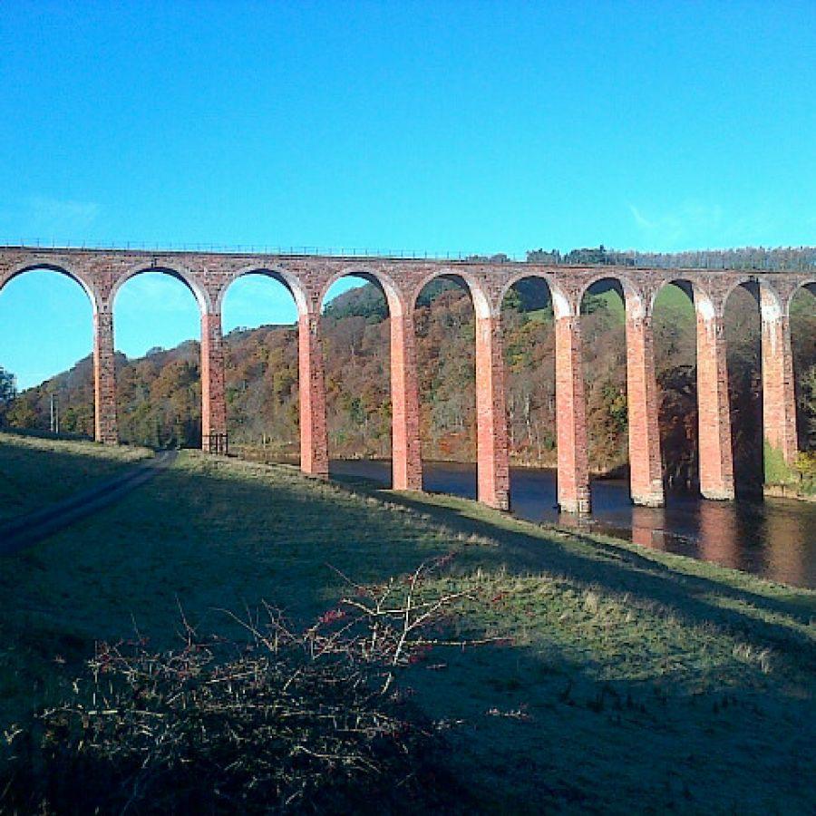 lederfoot viaduct