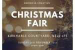 Bernicia Creative Christmas Fair