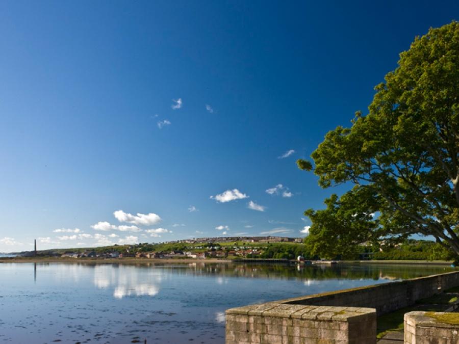 A view of Berwick