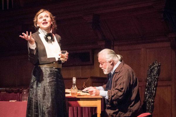 Berwick Festival Opera: John Tomlinson with Counterpoise: The Art of Love and Kokoschka's Doll