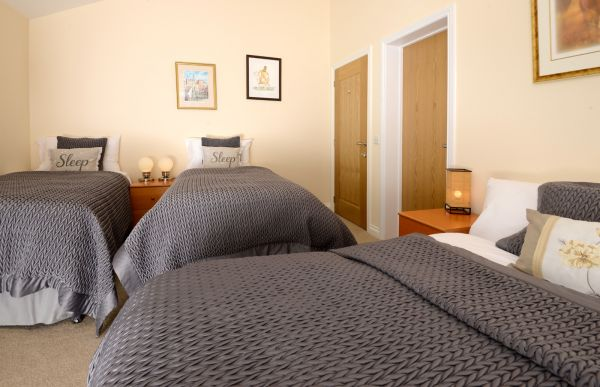 Armstrong Bedroom Interior