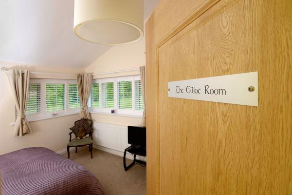 Elliot Bedroom
