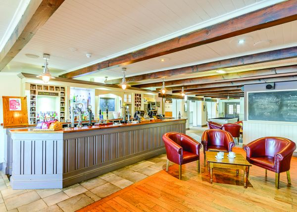 Boat Inn Restaurant is near Kielder Caravan Park