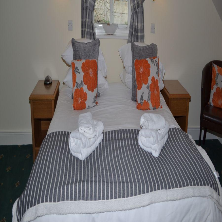 North Tyne SuperKing Double Bedroom