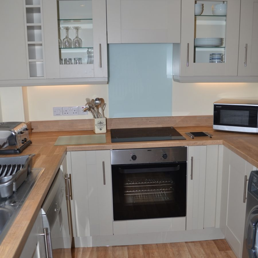 North Tyne kitchen