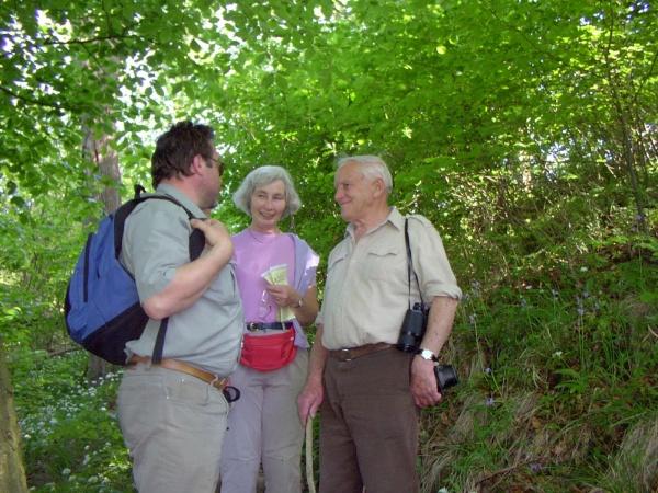 Borough Woods Local Nature Reserve