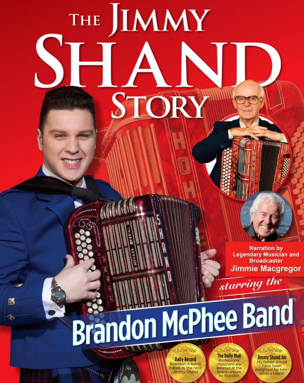 Brandon McPhee - The Jimmy Shand Story