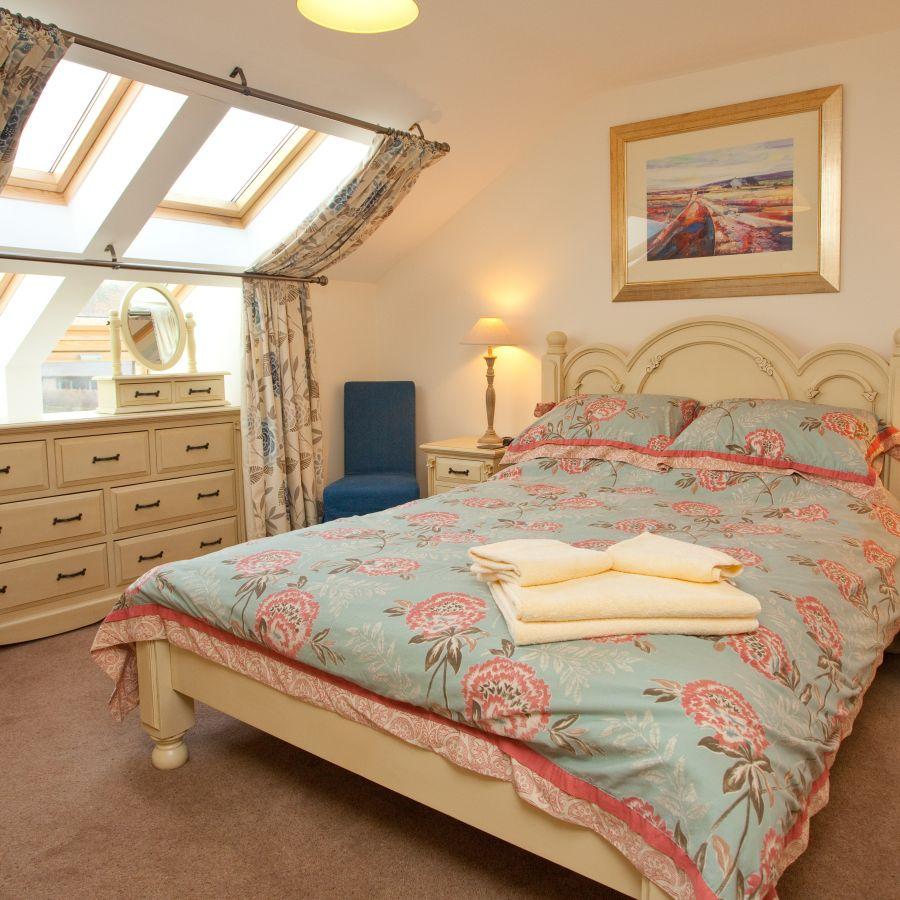 Craggy Bedroom