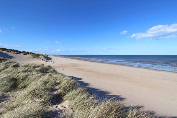 Bridge End Cottage, Rothbury, beautiful Northumberland sandy beaches